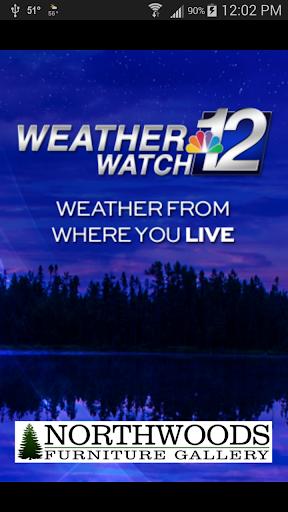WJFW WeatherWatch 12 1 تصوير الشاشة