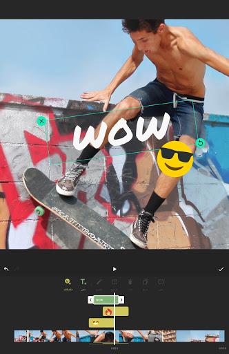 InShot - تصميم فيديوهات و تعديل الفيديوهات 10 تصوير الشاشة