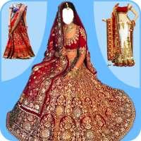 Bridal Lehenga, Lehenga Choli & Saree Photo Editor on APKTom