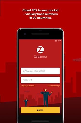 Zadarma screenshot 1