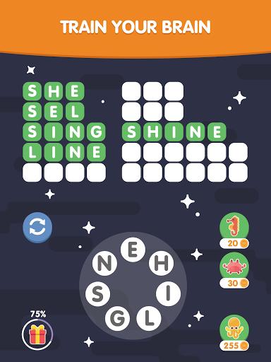 Word Search Sea: Unscramble words स्क्रीनशॉट 12