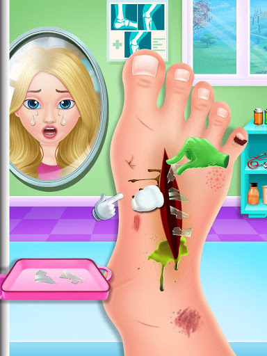 Nail & Foot doctor - Knee replacement surgery 3 تصوير الشاشة