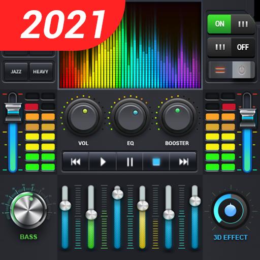ikon Pemutar musik - MP3 Pemain & 10 Band Equalizer