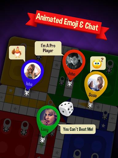 Ludo Master : Multiplayer Board Dice Game screenshot 7