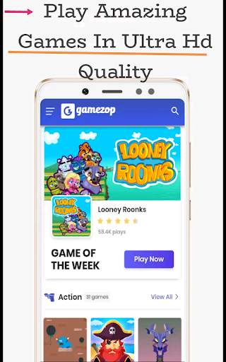 Gamezop : Best free games | Play and win screenshot 3