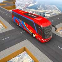 Superhero Bus Stunt GT Racing on 9Apps
