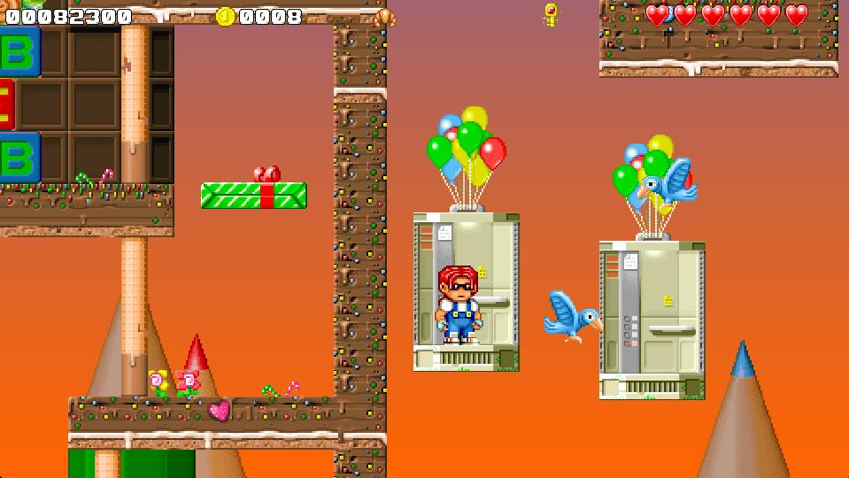 SUPERBLAM! - The Super Hero screenshot 2