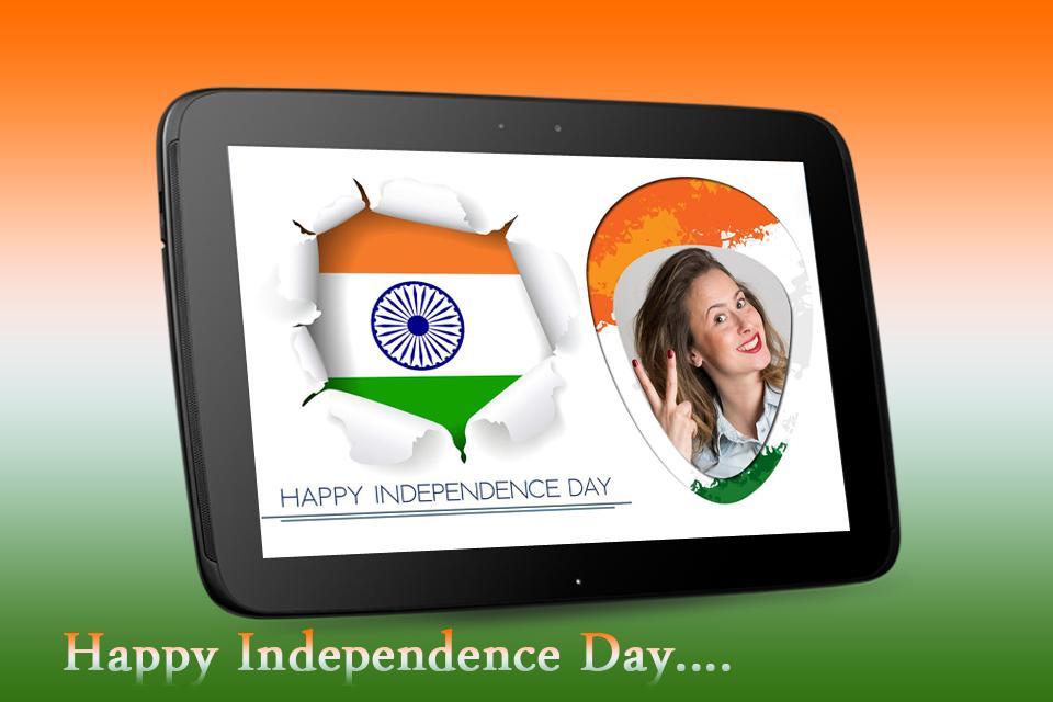 Independence Day Frame screenshot 3