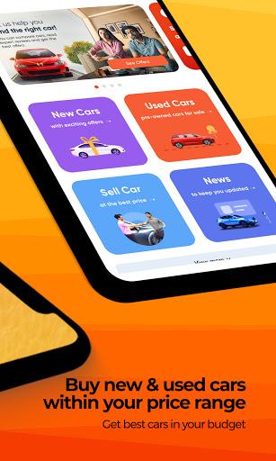 CarDekho: Buy/Sell New & Second-Hand Cars, Prices 2 تصوير الشاشة