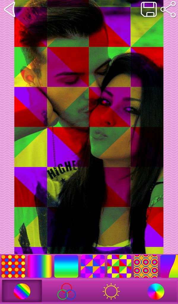 Photo Effects Color Filter screenshot 7