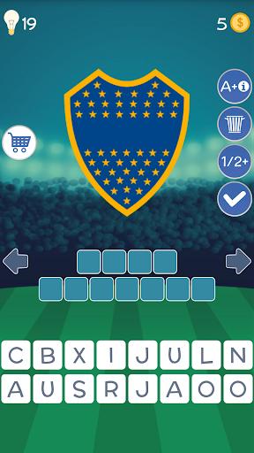 Soccer Clubs Logo Quiz 3 تصوير الشاشة