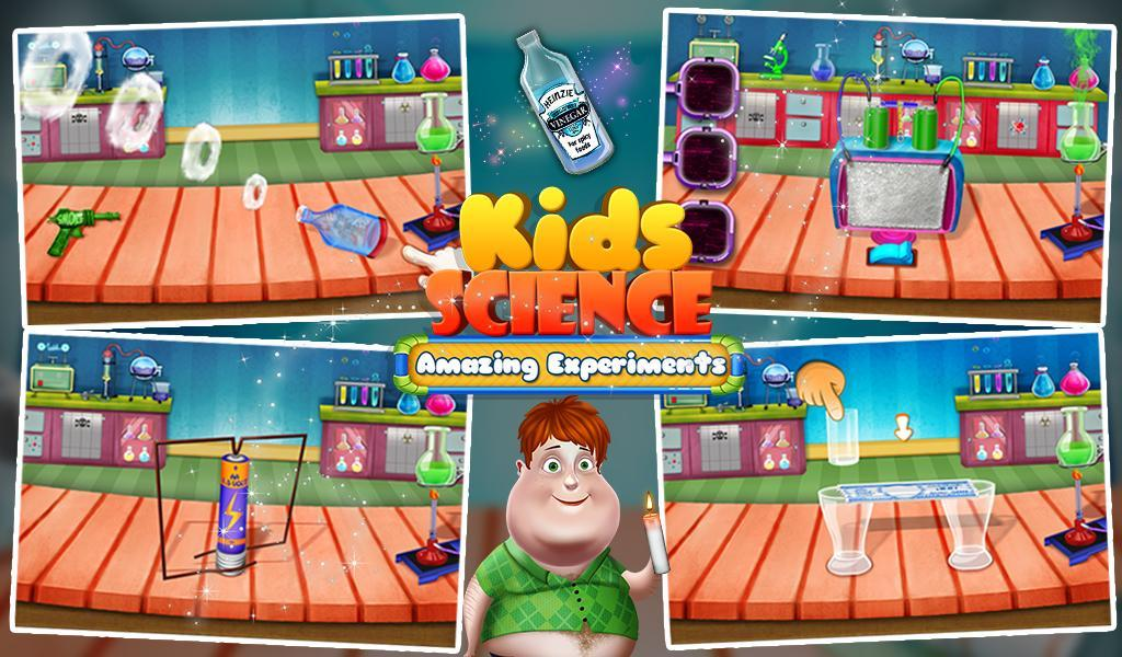 Kid Science Amazing Experiment स्क्रीनशॉट 5