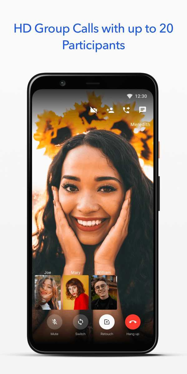 ToTok - Free HD Video Calls & Voice Chats screenshot 4