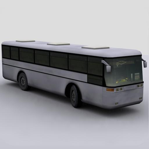 Bus Parking 3D أيقونة