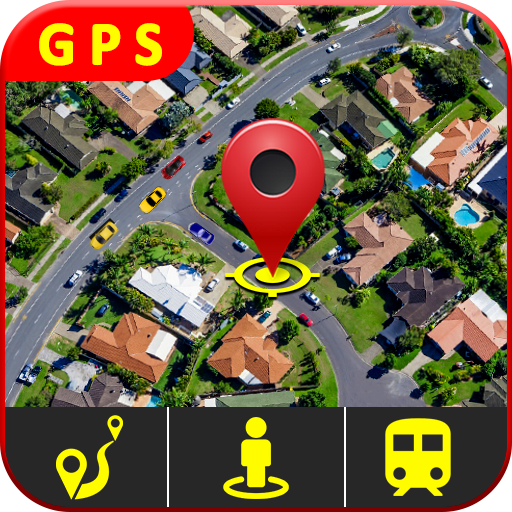 GPS Voice Navigation, Directions & Offline Maps icon