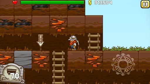 Penambang Kecil (Tiny Miner) screenshot 2