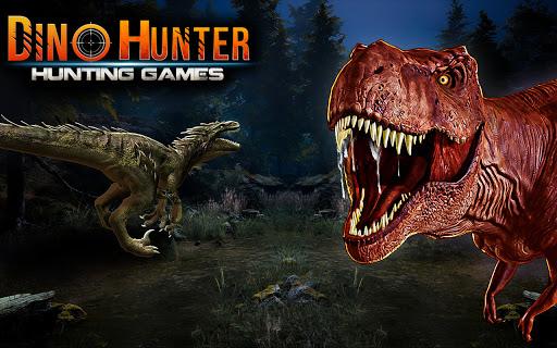 Wild Dino Hunting Clash: Animal Hunting Games screenshot 7