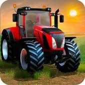 Tractor simulator 20 on APKTom