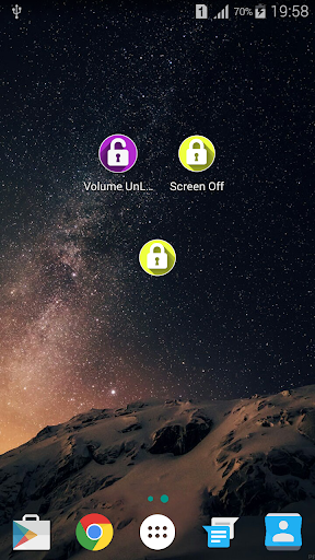 Volume Unlock screenshot 2