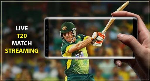 Live Cricket TV HD - Live Cricket Matches screenshot 1