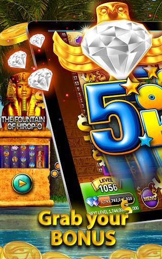Slots - Pharaoh's Fire 3 تصوير الشاشة