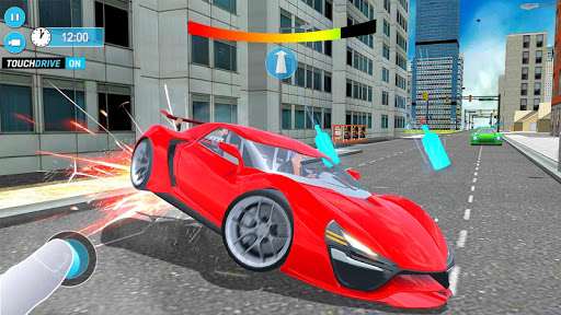 Street Nitro Racer- Extreme Car Drive screenshot 11