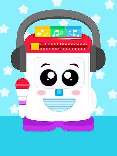 Baby Radio Toy. Kids Game 5 تصوير الشاشة
