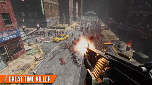 DEAD TARGET: Offline Zombie Games screenshot 5