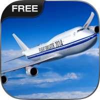 Flight Simulator 2014 FlyWings - New York City on 9Apps