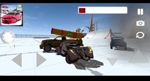 Next X Gen Car Game Racing Deformation Engine 2020 screenshot 2