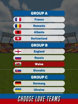 Penalty Shootout for Euro 2016 9 تصوير الشاشة