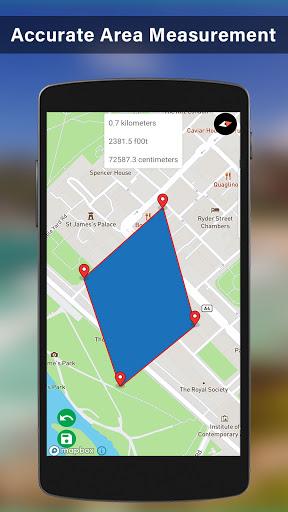 GPS Voice Navigation, Directions & Offline Maps screenshot 7