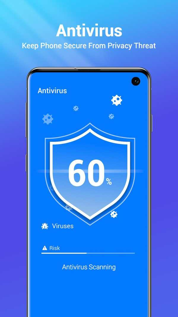 One Booster - Antivirus, Booster, Phone Cleaner screenshot 3
