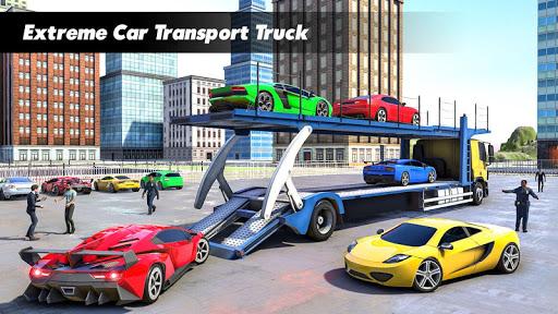 Cruise Ship Transport Car Game screenshot 1