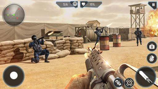 Anti Terrorism New Shooting Games 2021 screenshot 5