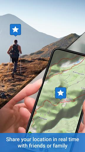 Locus Map 4: Hiking&Biking GPS navigation and Maps screenshot 7