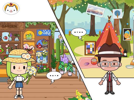 Miga Town: My Apartment screenshot 16