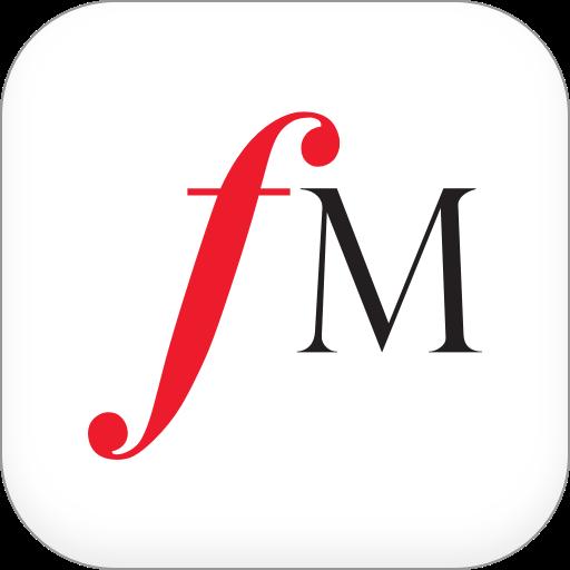 Classic FM Radio App أيقونة