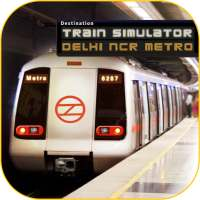 DelhiNCR Metro Train Simulator 2020 on APKTom