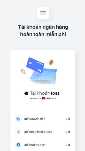 Toss: Tiền thưởng, Nạp tiền, Tài khoản miễn phí screenshot 4
