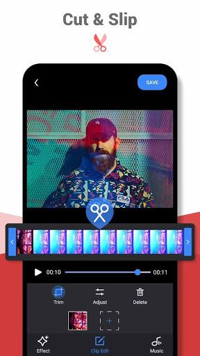 Cool Video Editor -Video Maker,Video Effect,Filter screenshot 3