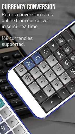 Calculator - CASIO style Multi calc with Remainder screenshot 5