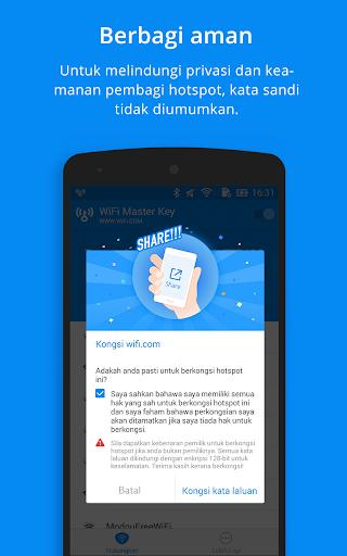 WiFi Master - by wifi.com screenshot 3