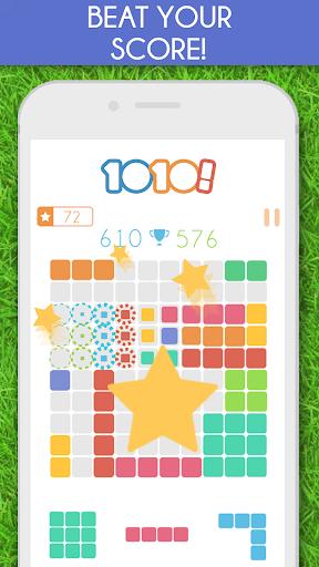 1010! Block Puzzle Game 2 تصوير الشاشة