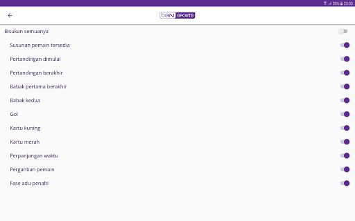 beIN SPORTS screenshot 17