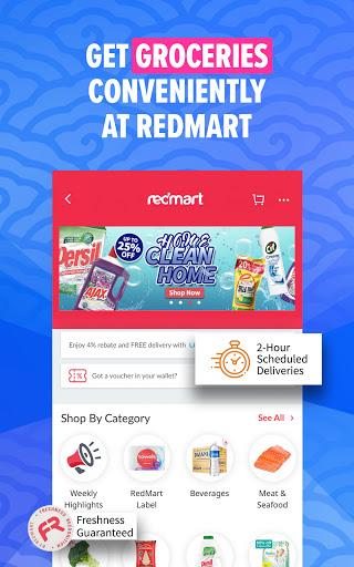 Lazada Singapore - #1 Online Shopping App 11 تصوير الشاشة