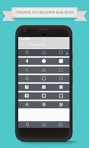Navigation Bar for Android Assistive Control screenshot 5