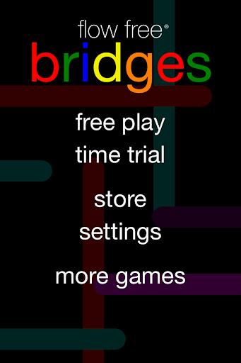 Flow Free: Bridges 7 تصوير الشاشة
