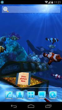 UR 3D Ocean Dolphin Shark HD screenshot 5