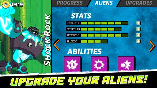 Ben 10 - Omnitrix Hero: Aliens vs Robots screenshot 6